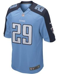 Nike - Nfl Tennessee Titans (demarco Murray) Men s Football Home Game  Jersey - Lyst ee4e9b03b