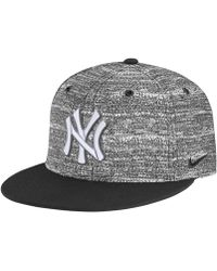 Lyst - Nike New Day True (mlb Yankees) Adjustable Hat (grey) in Gray ... 2fc750f4e9dc
