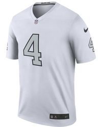 Nike - Nfl Oakland Raiders Color Rush Legend (derek Carr) Men s Football  Jersey - b70015bc5