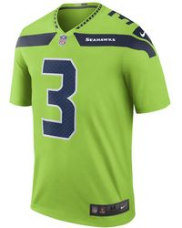 Nike - Nfl Seattle Seahawks Color Rush Limited (russell Wilson) Men s Football  Jersey - 732c6838f