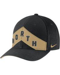 de8f18c7ed6 Nike - Toronto Raptors City Edition Classic99 Nba Hat (black) - Clearance  Sale -