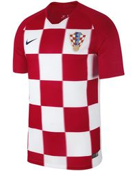 Nike 2018-2019 Croatia Away Football Shirt (kids) Men s T Shirt In ... 352bab691