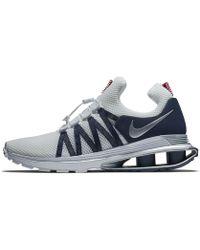 a0935a3f7894 Lyst - Nike Shox Turbo Vi Id Men s Shoe in White for Men