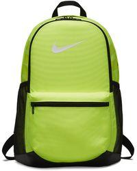 e2d3eead10 Nike - Brasilia (medium) Training Backpack (yellow) - Clearance Sale - Lyst