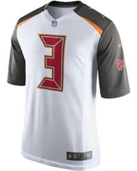 Nike - Nfl Tampa Bay Buccaneers (jameis Winston) Men s Football Away Game  Jersey - ba3f1cebe