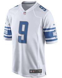 promo code 2b897 0699d Nike Nfl Detroit Lions Color Rush Legend (matthew Stafford ...