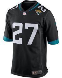 60452a83f Nike - Nfl Jacksonville Jaguars (leonard Fournette) Men s Football Away  Game Jersey - Lyst