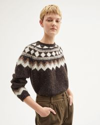 Nili Lotan Adene Sweater - Multicolour