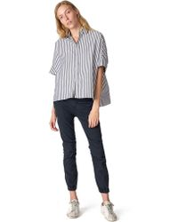 Nili Lotan - French Military Pant - Lyst