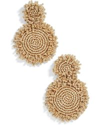 BaubleBar - Rianne Beaded Drop Earrings - Lyst