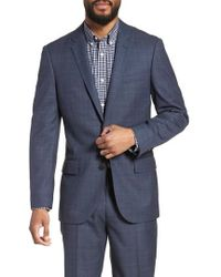 J.Crew - J.crew Ludlow Trim Fit Glen Plaid Wool Sport Coat - Lyst