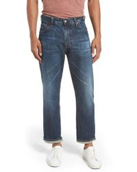 AG Jeans - Turner Crop Jeans - Lyst