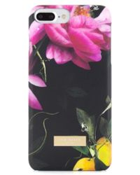 Ted Baker - Citrus Bloom Iphone 7 Case - Lyst