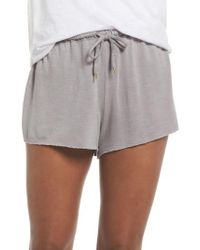 Honeydew Intimates | French Terry Lounge Shorts | Lyst