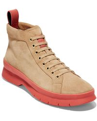 Cole Haan - Pinch Utility Waterproof Hiker Boot - Lyst