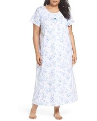 Carole Hochman | Jersey Long Nightgown | Lyst