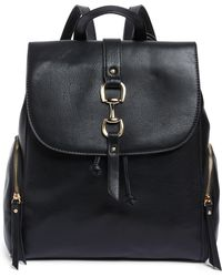 Sole Society - Marah Faux Leather Backpack - Lyst