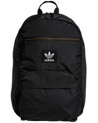 adidas - Originals National Plus Backpack - Lyst