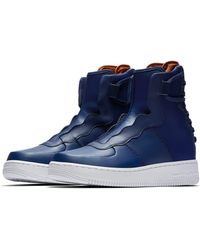new concept ca29b 8c537 Nike - Air Force 1 Rebel Xx High Top Sneaker - Lyst