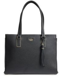Kate Spade - Kingston Drive - Bartlett Leather Satchel - Lyst