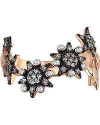 Kismet by Milka - Eclectic Star Diamond Ring - Lyst