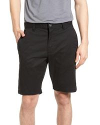 RVCA | The Week-end Twill Chino Shorts | Lyst