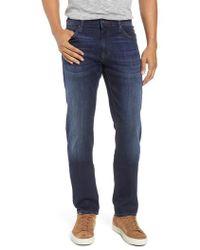 Mavi Jeans - Jake Slim Fit Jeans - Lyst