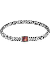 John Hardy - Classic Chain Extra Small Bracelet - Lyst