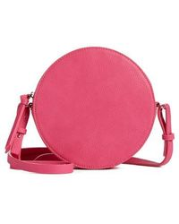 Chelsea28 - Cassie Faux Leather Crossbody Bag - Lyst
