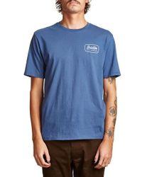 Brixton - Jolt T-shirt - Lyst