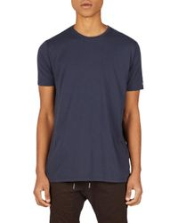 Zanerobe - Flintlock Longline T-shirt - Lyst