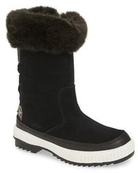 Pajar - Kady Waterproof Insulated Winter Boot With Plush Cuff - Lyst