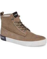 Blackstone - Qm80 High Top Sneaker - Lyst
