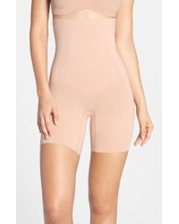Spanx - Spanx Oncore High Waist Mid Thigh Shaper - Lyst