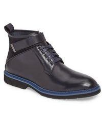 Zanzara - Ginko Plain Toe Boot - Lyst