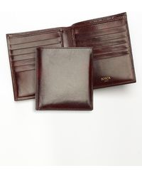 Bosca - 'old Leather' Credit Wallet - - Lyst