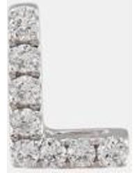 Bony Levy   Single Initial Earring (nordstrom Exclusive)   Lyst