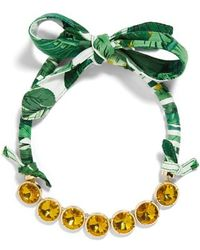 BaubleBar - Sorbet Statement Necklace - Lyst