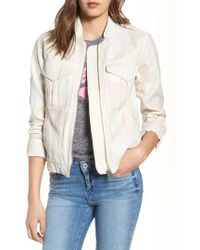 Zadig & Voltaire - Kavy Embroidered Jacket - Lyst
