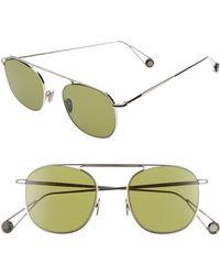 Ahlem - D'anvers 49mm Aviator Sunglasses - Lyst