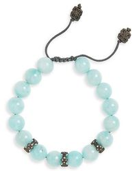 Armenta - Old World Beaded Bracelet - Lyst