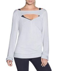Maaji - Crescent Long Sleeve Top - Lyst