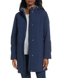 Joules - Right As Rain Fleece Lined Raincoat - Lyst