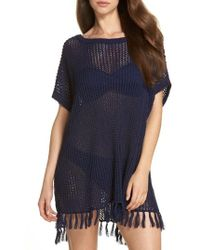Tommy Bahama - Slouchy Beach Sweater Cover-up - Lyst