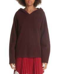 Elizabeth and James - Kai Cashmere Blend Hoodie - Lyst