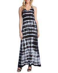 Karen Kane - Sleeveless Tie - Dye Maxi Dress - Lyst