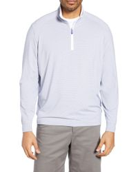ffe8ea65a Lyst - Bobby Jones Long Sleeve Xh2o Amherst Pullover in Purple for Men