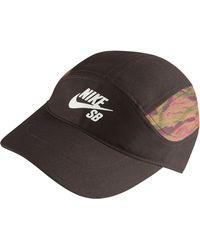 71dfcdee9648f Nike Acg Tailwind Sherpa Cap in Black for Men - Lyst