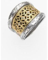 Konstantino | 'diamond Classics' Diamond Filigree Ring | Lyst