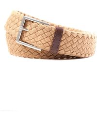Tommy Bahama - Braided Cotton Belt - Lyst